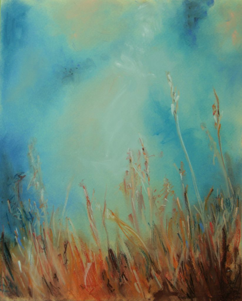 hot under a turquoise sky (2012)